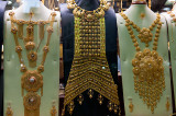 Arabic Gold Wedding Jewelry