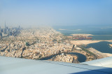 Aerial Dubai And The Gulf