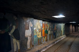 Passage With Murals
