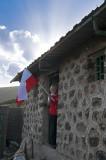 Polish Flag In Camp 2