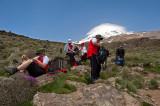 Repose Under Mt. Damavand