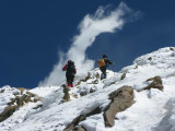 Fumaroles On Mt. Damavand