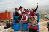 Happy Mt. Damavand Climbers