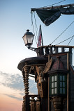 The Galleon Lantern