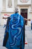 Blue Cloak Dragon