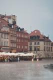 Rainy Old Town
