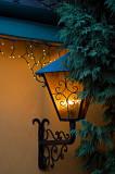 Lantern In Grinzing