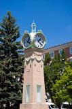 The Hospital Clock