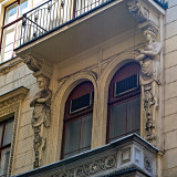 The Balcony Caryatids
