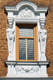 Caryatids Of The Window