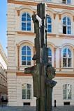 The Leopold Figl Monument