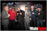 22 mai 2013 - Dévoilement de la sous-carte , Gala de boxe Grand Prix