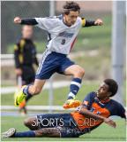 22 sept 2013 - Soccer masc div.2
