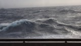 Heading North across the Drake Passage
