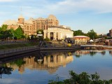 REFLECTIONS IN THE INNER HARBOUR