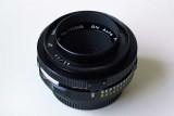 Nikon F hood for GN 45mmF/2.8