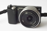 Sony E16mm F2.8 (E mount)