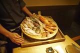 Fish at the restaurant @f1.4 D700