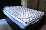 bed cover for a grandson