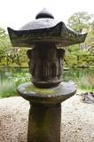 Stone lantern @f5.6 D700