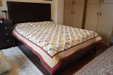 2015 Quilt bed cover