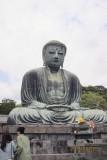 Kamakura's big buddha