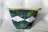 a green pouch