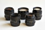 some of CZJ made lenses