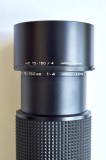Minolta hood for MD 75-150mmF/4