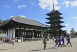 Kōhuku-ji in Nara