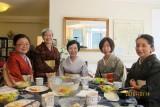 Kimono gathering