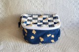 Quilted pouch 1