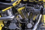 Yellow bike 5D