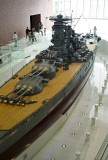 Battle ship YAMATO in Kure M8