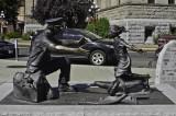 Coming Home Bronze Statue
