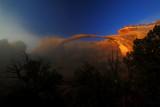 Fog of Mystery Shrouds the Arch