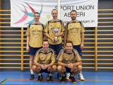 37. Korbballturnier 2014 der Sportunion Ägeri