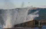 Storm at Alki