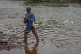 Montana Creek fishing