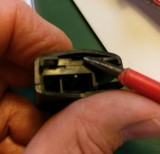 MX5 key fob battery replacement