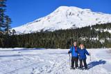 Mt. Rainier, January 2015