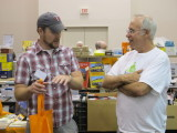Jason Klocke (left) and Stan Rydarowicz