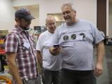 Jason Klocke (left), Stan Rydarowicz (center) and Mark Kerlick (left)