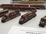 Models by Mike Wise