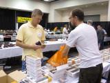 David Lehlbach (right) at the TSM Table