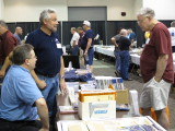 Ed Hawkins (right) at the MoPac HS Table