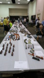 Some of the 32 full model display tables.