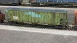 Moondog Railcars