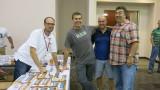 L-R: Dave Lehalbach, Mick Molo, Tom Mann, and John Kohlberg