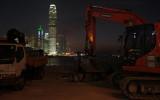 the construction city